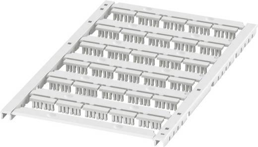 Gerätemarkierung Montage-Art: aufclipsen Beschriftungsfläche: 12 x 3.3 mm Passend für Serie Geräte und Schaltgeräte Weiß