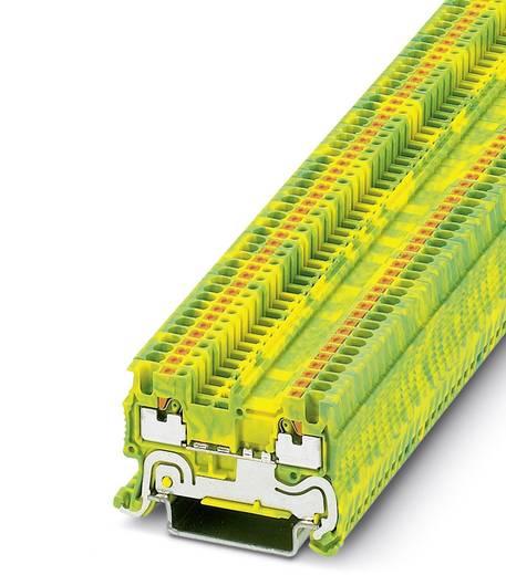 PT 1,5/S-PE - Schutzleiter-Reihenklemme PT 1,5/S-PE Phoenix Contact Grün-Gelb Inhalt: 50 St.