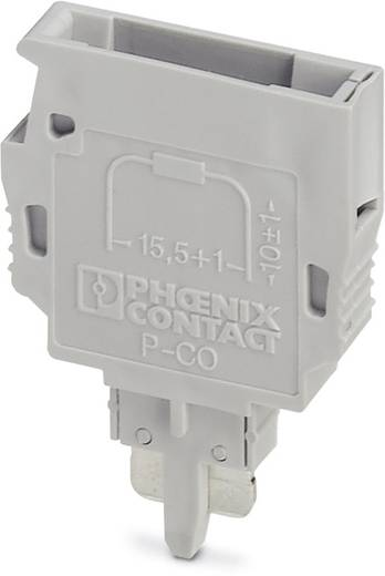 P-CO 1N4007/R-L - Bauelementenstecker P-CO 1N4007/R-L Phoenix Contact Inhalt: 10 St.
