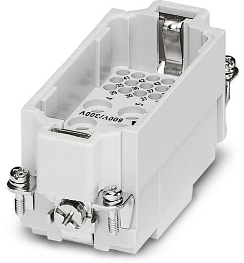 Steckereinsatz HC-K 1636376 Phoenix Contact 6 + 36 + PE Crimpen 1 St.