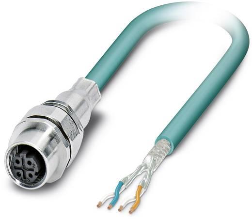 SACCEC-M12FSD-4CON-M16/1,0-931 - Bussystem-Einbausteckverbinder SACCEC-M12FSD-4CON-M16/1,0-931 Phoenix Contact Inhalt: