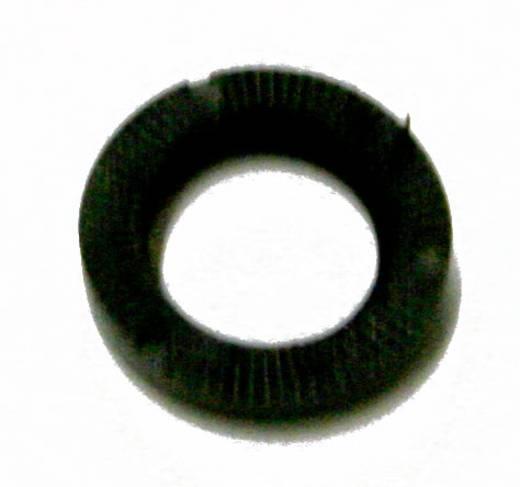 Rundmutter M10 Schwarz ALPS 880009 1 St.