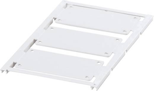 Gerätemarkierung Montage-Art: aufclipsen Beschriftungsfläche: 50 x 30 mm Passend für Serie Geräte und Schaltgeräte Weiß