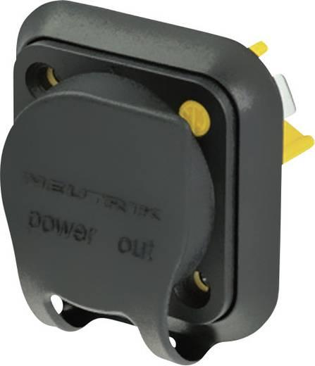 Dichtklappe Neutrik SCNAC-FPX Schwarz 1 St.