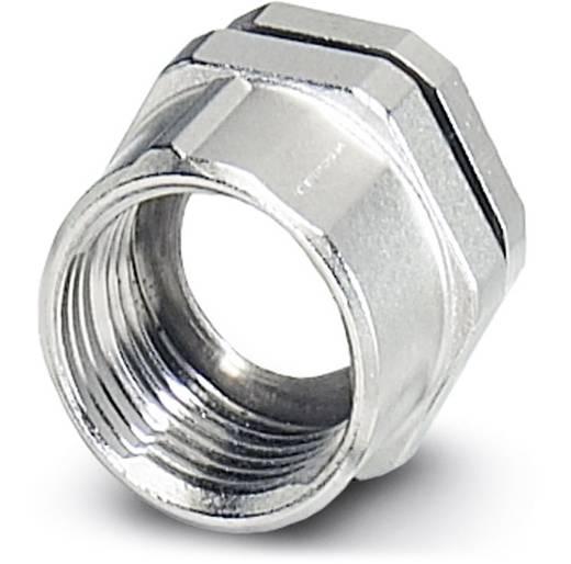 Sensor-/Aktor-Steckverbinder, unkonfektioniert M12 Gehäuseverschraubung Phoenix Contact 1552243 SACC-M12-SCO NUT 60 St