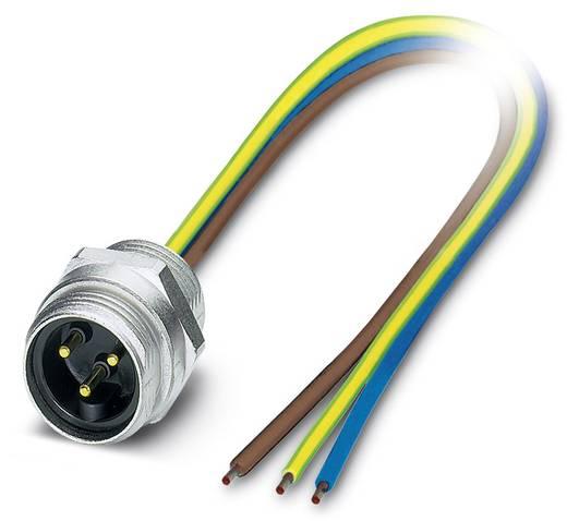 "Sensor-/Aktor-Einbausteckverbinder 7/8"" Stecker, Einbau 0.50 m Polzahl (RJ): 3 Phoenix Contact 1521410 SACC-E-MINMS-3CON"