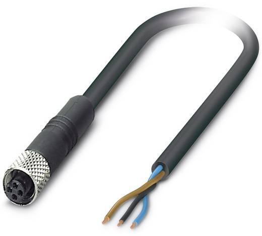 Sensor-/Aktor-Steckverbinder, konfektioniert M5 Buchse, gerade 1.50 m Polzahl (RJ): 3 Phoenix Contact 1530427 SAC-3P- 1,