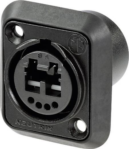 LWL-Steckverbinder Neutrik NO2-4FDW-1-A Steckverbinder