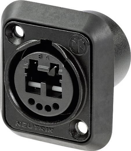 LWL-Steckverbinder Neutrik NO2-4FDW-A Steckverbinder