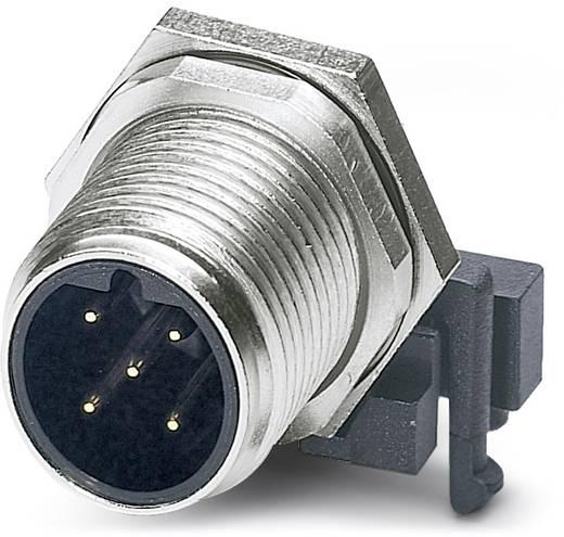 Sensor-/Aktor-Einbausteckverbinder M12 Stecker, Einbau Polzahl (RJ): 5 Phoenix Contact 1527867 SACC-DSIV-M12MSB-5CON-L