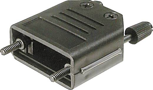 D-SUB Gehäuse Polzahl: 9 Kunststoff 180 ° Schwarz ASSMANN WSW A-FT 09 1 St.