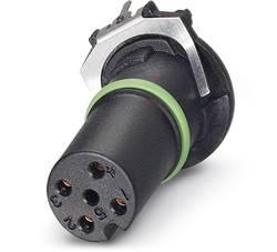 Connecteur mâle encastrable pour capteurs/actionneurs Conditionnement: 60 pc(s) Phoenix Contact SACC-CI-M12FS-4CON-L180