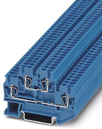 STTB 2,5 BU - Durchgangsreihenklemme STTB 2,5 BU Phoenix Contact Blau Inhalt: 50 St.