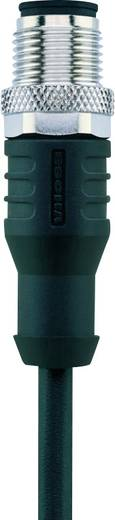"M12 Sensor-/Aktor-Kabel ""Automation Line"" Pole: 3 AL-WAS3-2/S370 Escha Inhalt: 1 St."