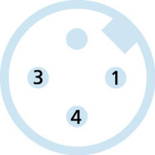 """M12 Sensor-/Aktor-Kabel """"base line"""" BL-WAS3-5/P00 Escha Inhalt: 1 St."""