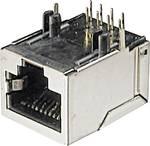Modulare Einbaubuchse Buchse, Einbau horizontal TC-A-20042-LP/FS-203 TRU COMPONENTS 1586526 1 St.