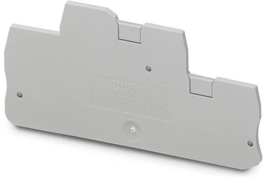 D-QTTCB 1,5/2P - Abschlussdeckel D-QTTCB 1,5/2P Phoenix Contact Inhalt: 50 St.