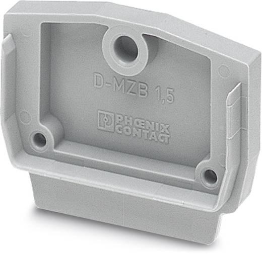 D-MZB 1,5 - Abschlussdeckel D-MZB 1,5 Phoenix Contact Inhalt: 50 St.