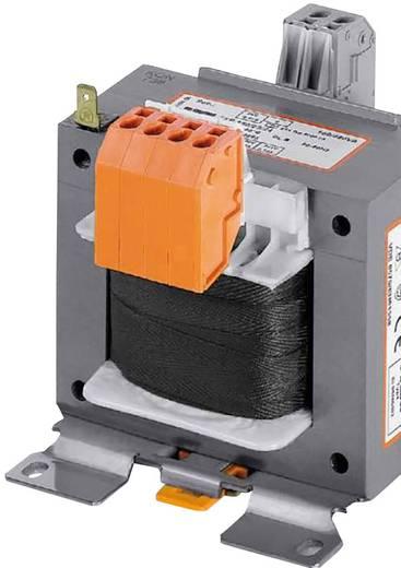 Steuertransformator, Trenntransformator, Sicherheitstransformator 1 x 400 V 1 x 24 V/AC 63 VA STE 63/4/24 Block