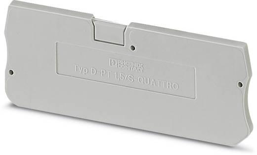 D-PT 1,5/S-QUATTRO/2P - Deckel D-PT 1,5/S-QUATTRO/2P Phoenix Contact Inhalt: 50 St.