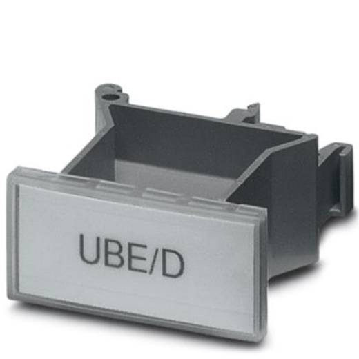 UBE/D + ES/KMK 3 - Schildchenträger UBE/D + ES/KMK 3 Phoenix Contact Inhalt: 10 St.