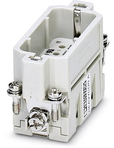 Steckereinsatz HC-A 1676996 Phoenix Contact 10 + PE Crimpen 10 St.