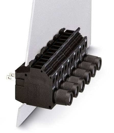 DFK 4-SI(5X20) BK - Sicherungsdurchführungsklemme DFK 4-SI(5X20) BK Phoenix Contact Schwarz Inhalt: 50 St.