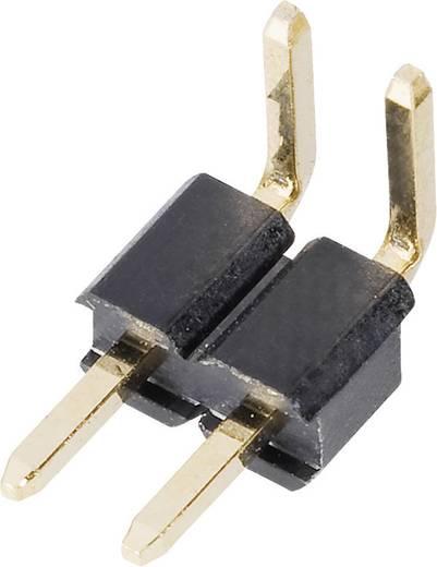 Stiftleiste (Standard) Anzahl Reihen: 1 Polzahl je Reihe: 14 W & P Products 243-12-014-2-00 1 St.