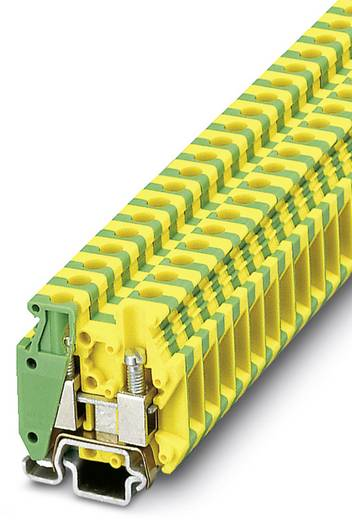 MBK 5/E-Z -PE - Schutzleiter-Reihenklemme MBK 5/E-Z -PE Phoenix Contact Grün-Gelb Inhalt: 50 St.