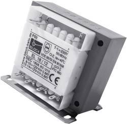 Bezpečnostní transformátor Block EL 100/15, 2x 15 V, 100 VA