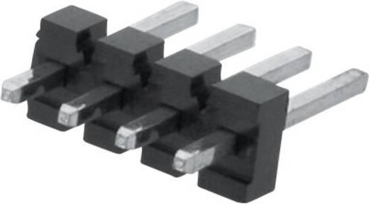 W & P Products Stiftleiste (Standard) Anzahl Reihen: 1 Polzahl je Reihe: 4 981-10-04-1-50 1 St.