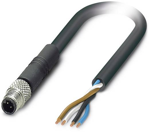 Sensor-/Aktor-Kabel SAC-4P-M5MS/ 5,0-PUR Phoenix Contact Inhalt: 1 St.