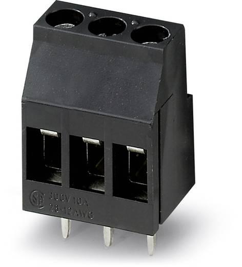 Schraubklemmblock 2.50 mm² Polzahl 3 MKDS 3/ 3-5,08 HT BK Phoenix Contact Schwarz 50 St.