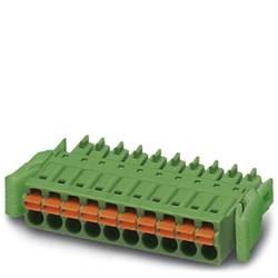 Zásuvkové púzdro na kábel Phoenix Contact MC 1,5/ 2-ST-3,5 BK BD:1,2 1949319, 16.10 mm, pólů 2, rozteč 3.50 mm, 50 ks
