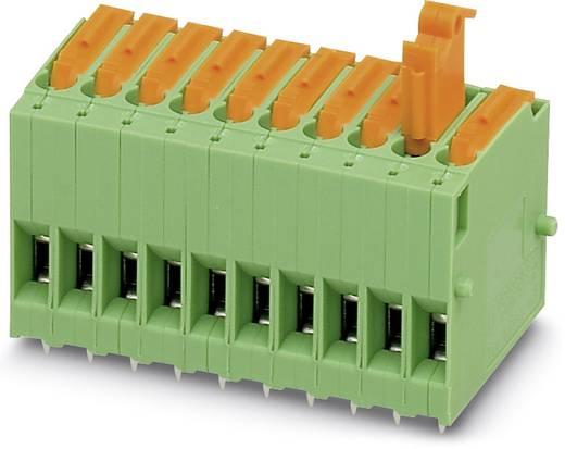 Schraubklemmblock 2.50 mm² Polzahl 1 KDS 3-MT Phoenix Contact Grün 50 St.