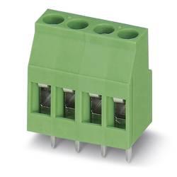 Šroubová svorkovnice Phoenix Contact MKDS 3/ 8 1711084, 4.00 mm², Pólů 8, zelená, 50 ks