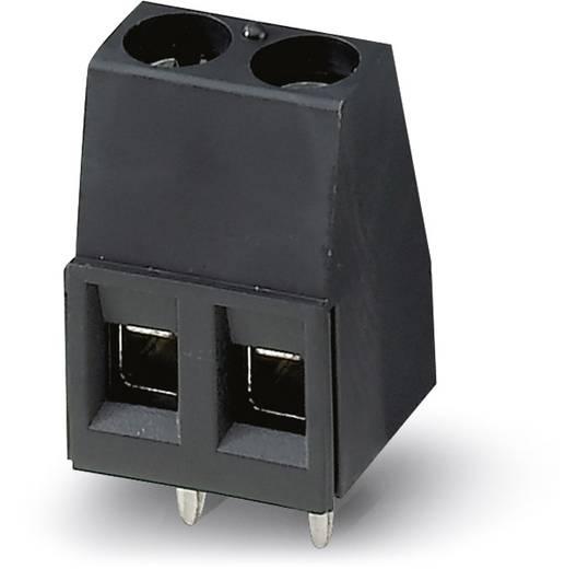 Schraubklemmblock 1.50 mm² Polzahl 2 MKDS 1,5/ 2-5,08 HT BK Phoenix Contact Schwarz 50 St.