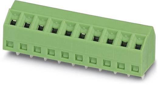 Schraubklemmblock 1.00 mm² Polzahl 3 SMKDS 1/ 3-3,81 Phoenix Contact Grün 250 St.