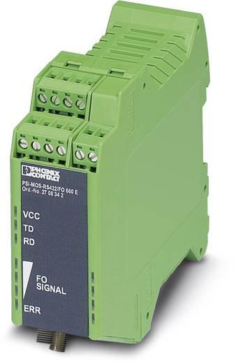 LWL-Umsetzer Phoenix Contact PSI-MOS-RS422 / FO 660 E LWL-Konverter