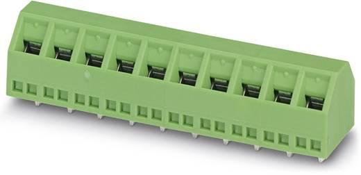 Schraubklemmblock 1.50 mm² Polzahl 3 SMKDSN 1,5/3-5,08 Phoenix Contact Grün 250 St.