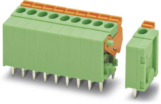 Federkraftklemmblock 1.00 mm² Polzahl 10 FFKDSA1/V-3,81-10 Phoenix Contact Grün 50 St.