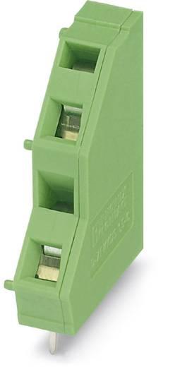Doppelstockklemme 1.50 mm² Polzahl 2 ZFKKDSA 1.5C-6.0 R Phoenix Contact Grün 50 St.
