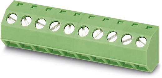 Schraubklemmblock 1.50 mm² Polzahl 5 SMKDSNF 1,5/ 5-5,08 Phoenix Contact Grün 50 St.