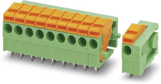Federkraftklemmblock 1.00 mm² Polzahl 4 FFKDSA1/H-3,81- 4 Phoenix Contact Grün 50 St.
