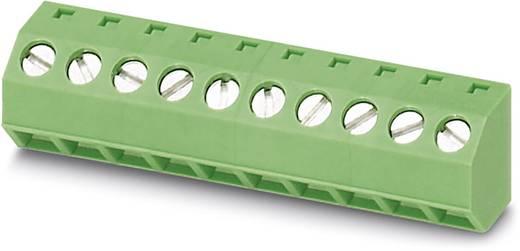 Schraubklemmblock 1.50 mm² Polzahl 6 SMKDSNF 1,5/6-5,08 Phoenix Contact Grün 50 St.