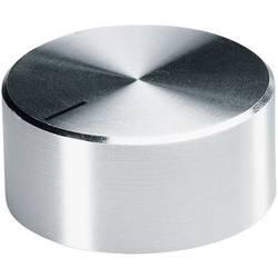 Otočný gombík OKW A1418461, (Ø x v) 17.8 mm x 12 mm, hliník, 1 ks