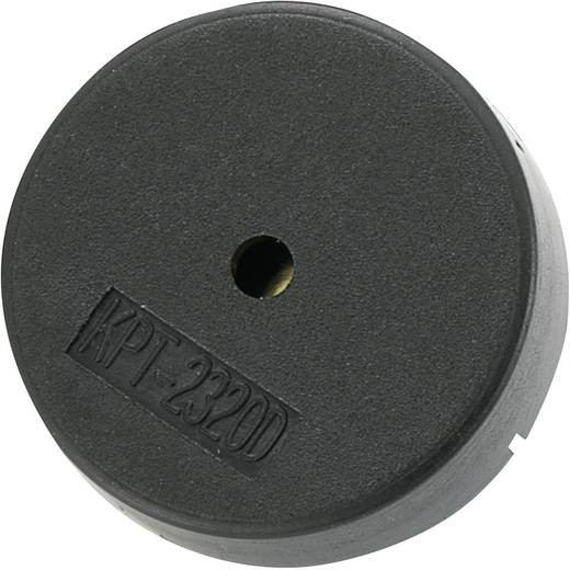 Piezo-Signalgeber KP-Serie Geräusch-Entwicklung: 78 dB 12 V/AC Inhalt: 1 St.