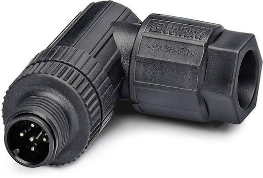 Sensor-/Aktor-Steckverbinder, unkonfektioniert M12 Stecker, gewinkelt Polzahl: 5 Phoenix Contact 1508239 SACC-M12MR-5SC