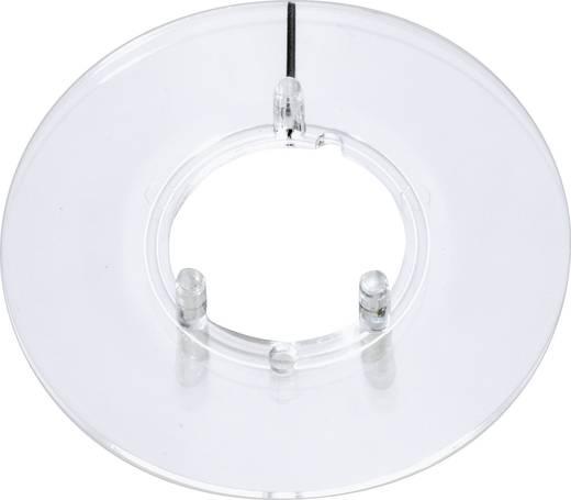 Skalenscheibe Pfeilmarkierung OKW A4416010 Passend für Knopf Knopf 16 mm 1 St.