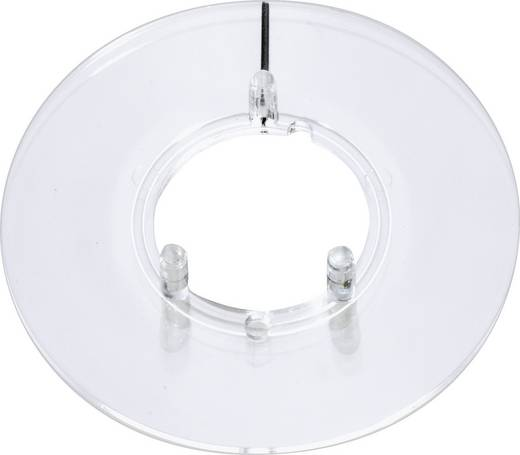 Skalenscheibe Pfeilmarkierung OKW A4431010 Passend für Knopf Knopf 31 mm 1 St.